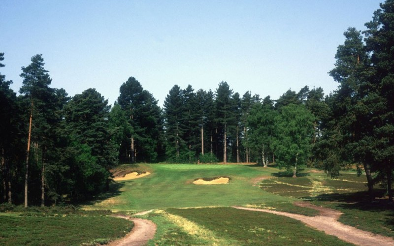 The Berkshire Golf Club