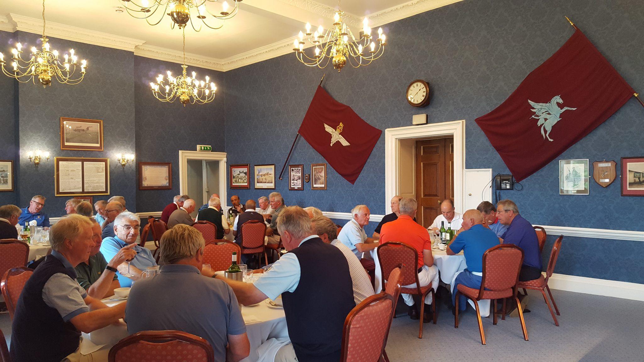 The Arnhem Room at Moor Park