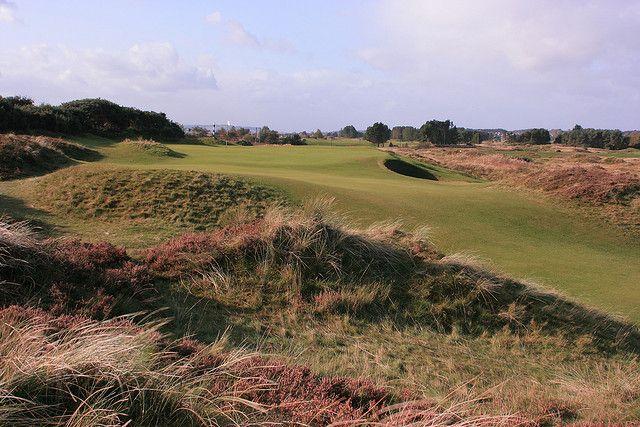 AOGS v The Highland Brigade Golfing Society at Panmure GC